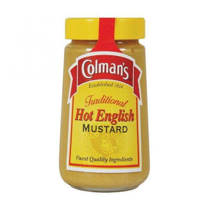 Mustard Hot English