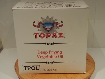Deep Frying Vegetable Oil 20L