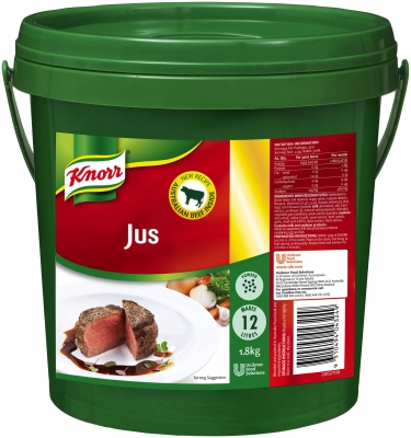 Jus 1.8kg * - Click for more info