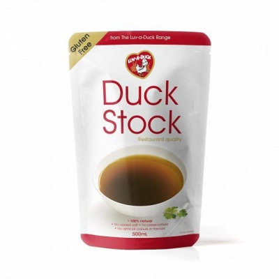 Duck Stock 12x500ml - Click for more info