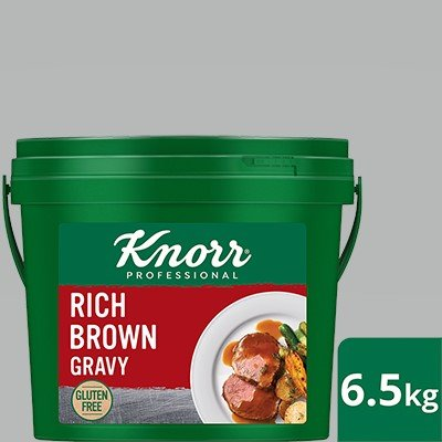 Rich Brown Gravy G/Free 6.5kg - Click for more info