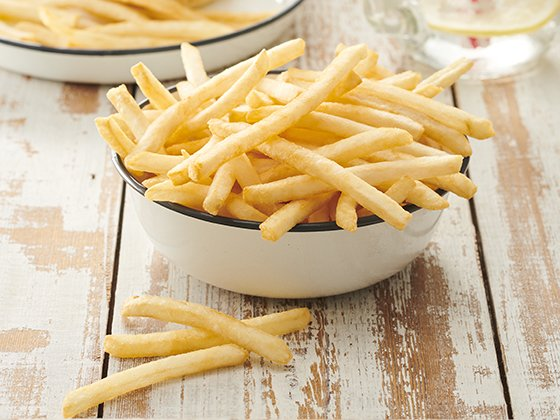 Supacrunch Shoestring Chips 6x2kg* - Click for more info
