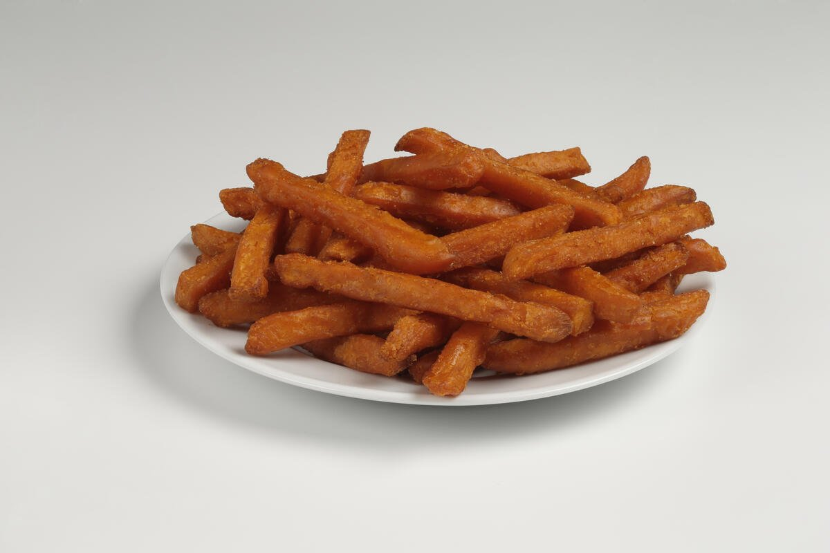 Sweet Potato Chips 10mm 5x1.36kg - Click for more info