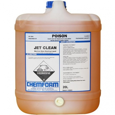 Jet Clean 20L - Click for more info