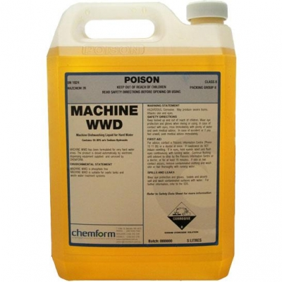 Machine WWD 20L - Click for more info