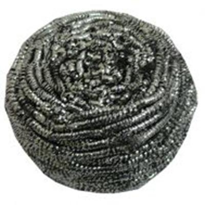 Scourer Stainless Steel 70g - Click for more info