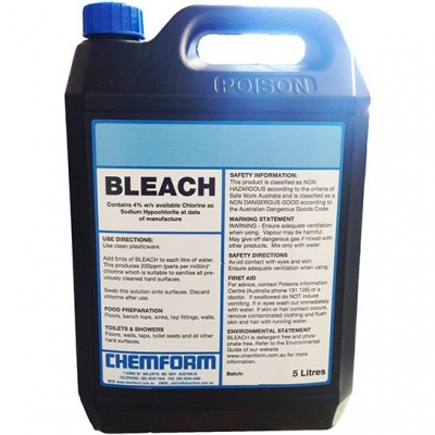 Bleach 5ltr - Click for more info