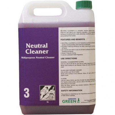 Neutral Cleaner 5L - Click for more info