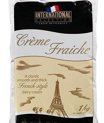 Creme Fraiche 500g - Click for more info
