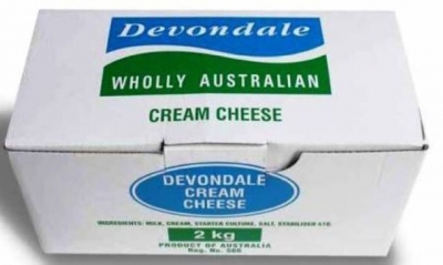 Cream Cheese 2kg - Click for more info