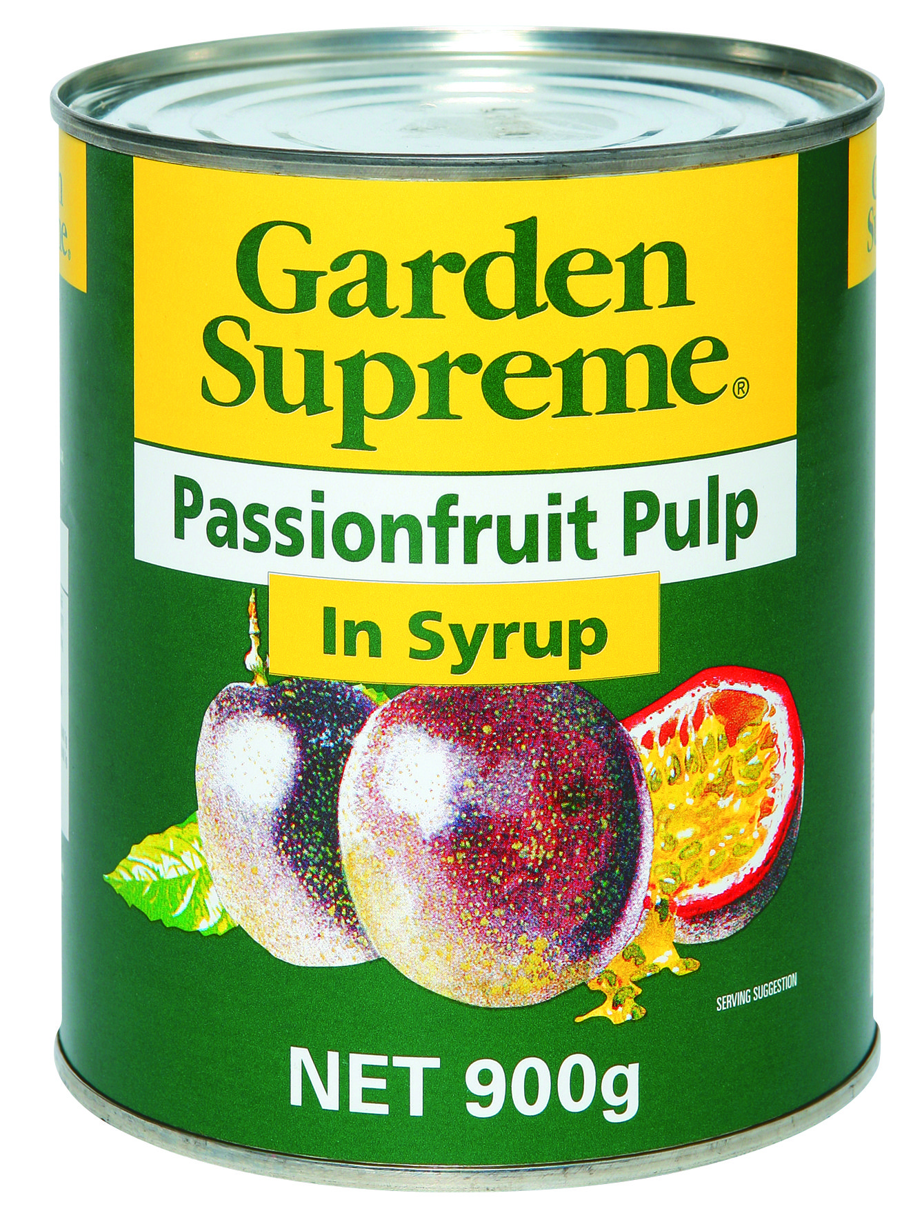 Passionfruit Pulp 900gm - Click for more info