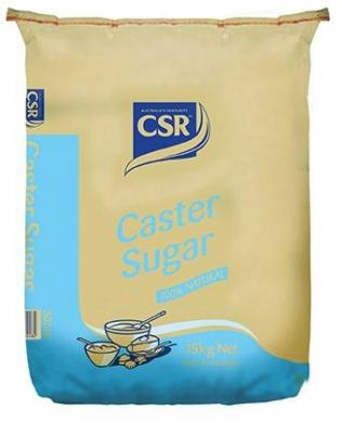 Caster Sugar 15kg * - Click for more info