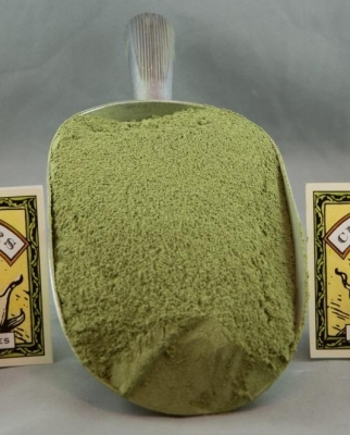 Kaffir Lime Leaf Ground 1kg - Click for more info