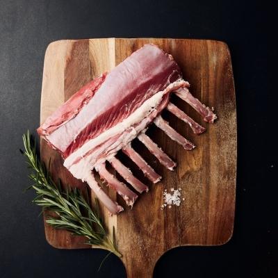 Lamb Racks Cap Off - Click for more info