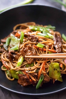 Beef Stir Fry - Click for more info