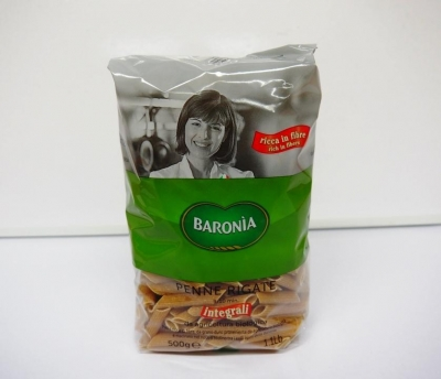 Penne Bio 500g Baronia - Click for more info