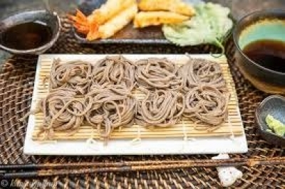 Buckwheat Noodles 1.3kg - Click for more info