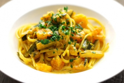 Linguine Saffron 4x1.5kg - Click for more info