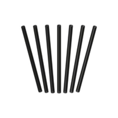 Straws Cocktail Black - Click for more info