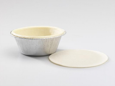 Pie Shells Savoury 125mm+Lids - Click for more info