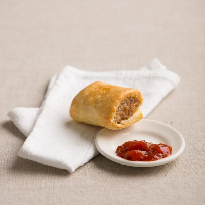 Little Beef Sausage Rolls 60g - Click for more info