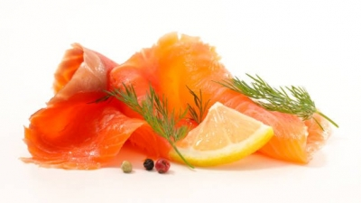 Salmon Smoked Cocktail Pieces 500g - Click for more info