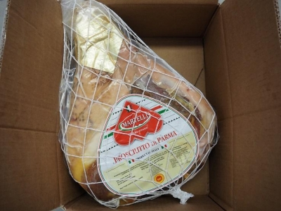 Parma Ham 7kg+ - Click for more info