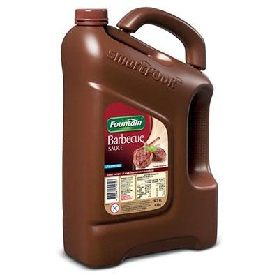 BBQ Sauce 4L Fountain - Click for more info