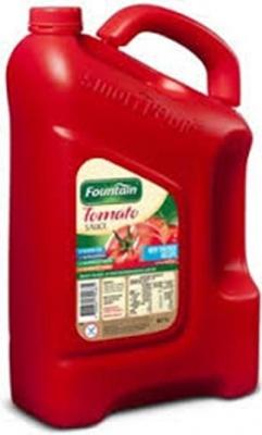 Tomato Sauce 4L Fountain - Click for more info