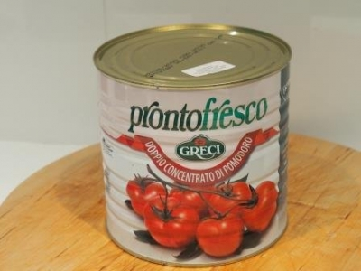 Tomato Paste Double Conc 2.5kg - Click for more info