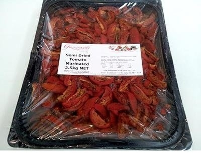 Sundried Tomato Strips 2kg - Click for more info