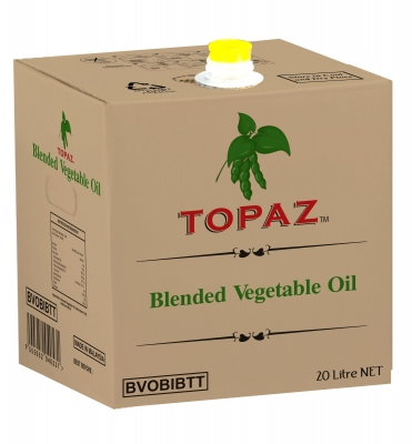 Vegetable Oil BIB 20ltr - Click for more info